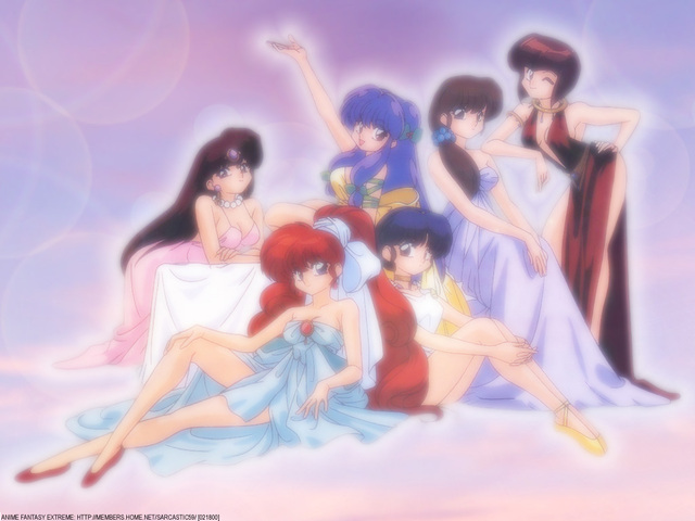 Ranma 1/2 Anime Wallpaper #22