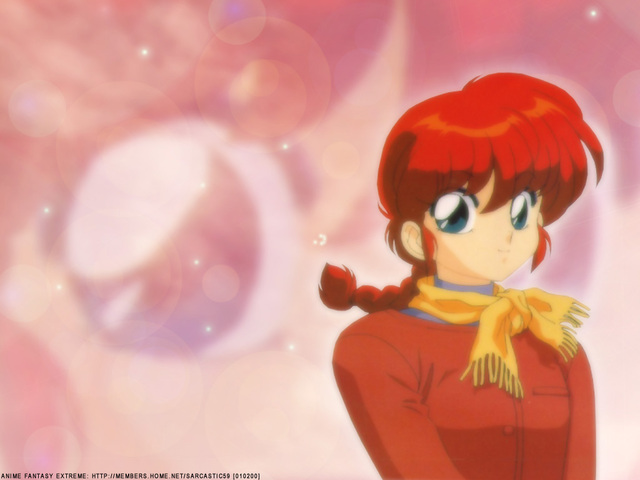 Ranma 1/2 Anime Wallpaper #3