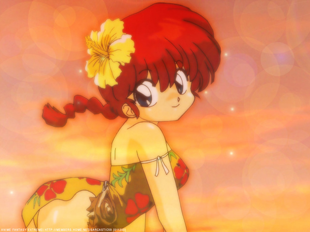 Ranma 1/2 Anime Wallpaper #9