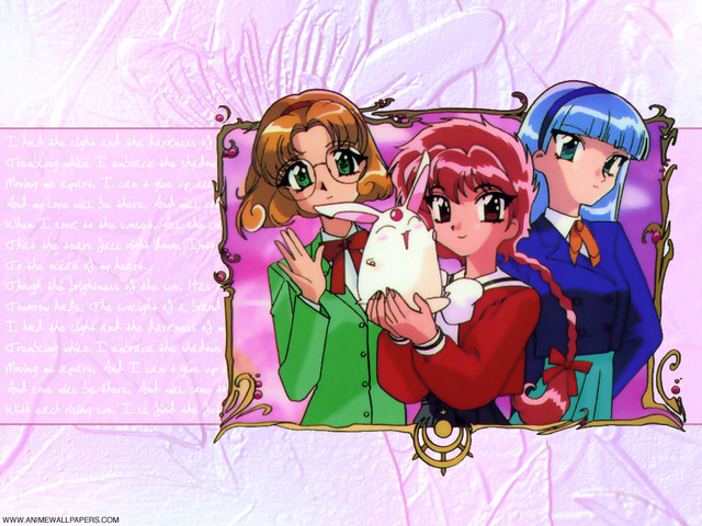 Magic Knight Rayearth Anime Wallpaper #10