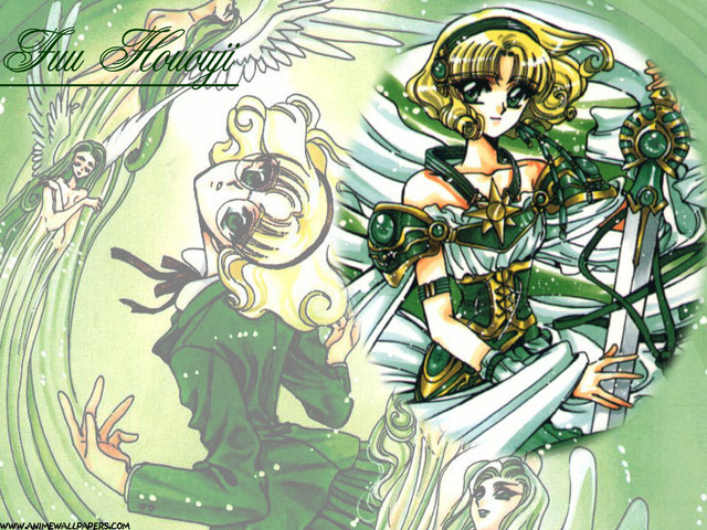 Magic Knight Rayearth Anime Wallpaper #2