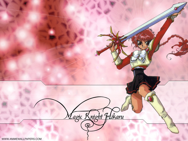 Magic Knight Rayearth Anime Wallpaper #6