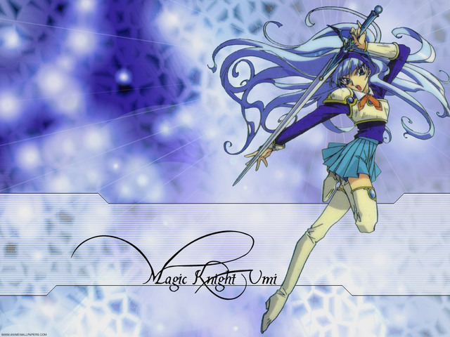 Magic Knight Rayearth Anime Wallpaper #7