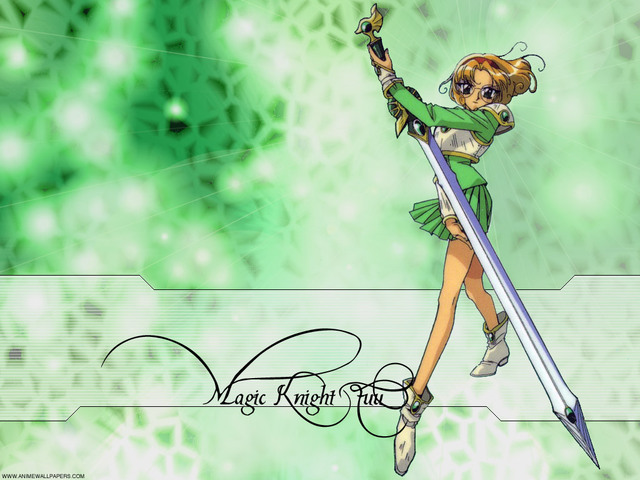 Magic Knight Rayearth Anime Wallpaper #8