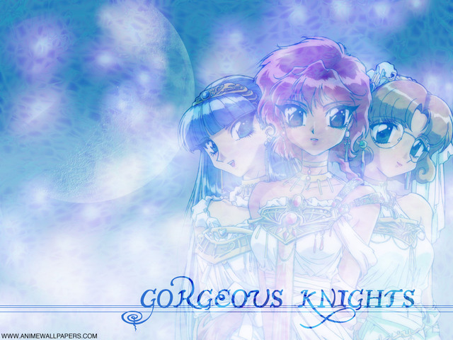 Magic Knight Rayearth Anime Wallpaper #9