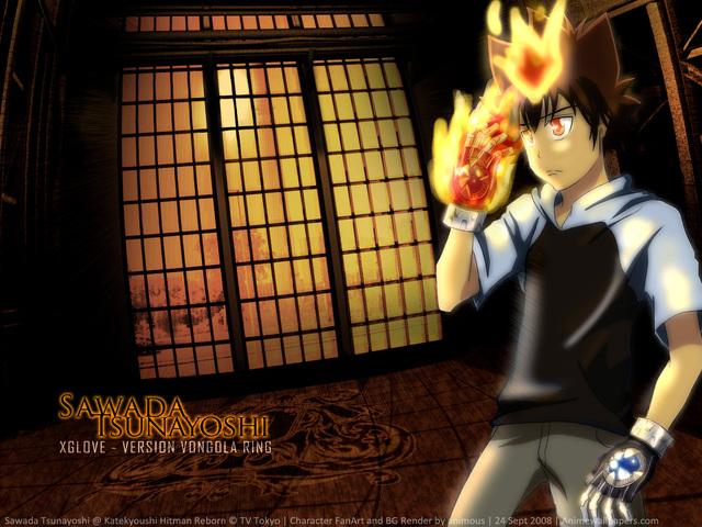 Katekyo Hitman Reborn! Anime Wallpaper #2