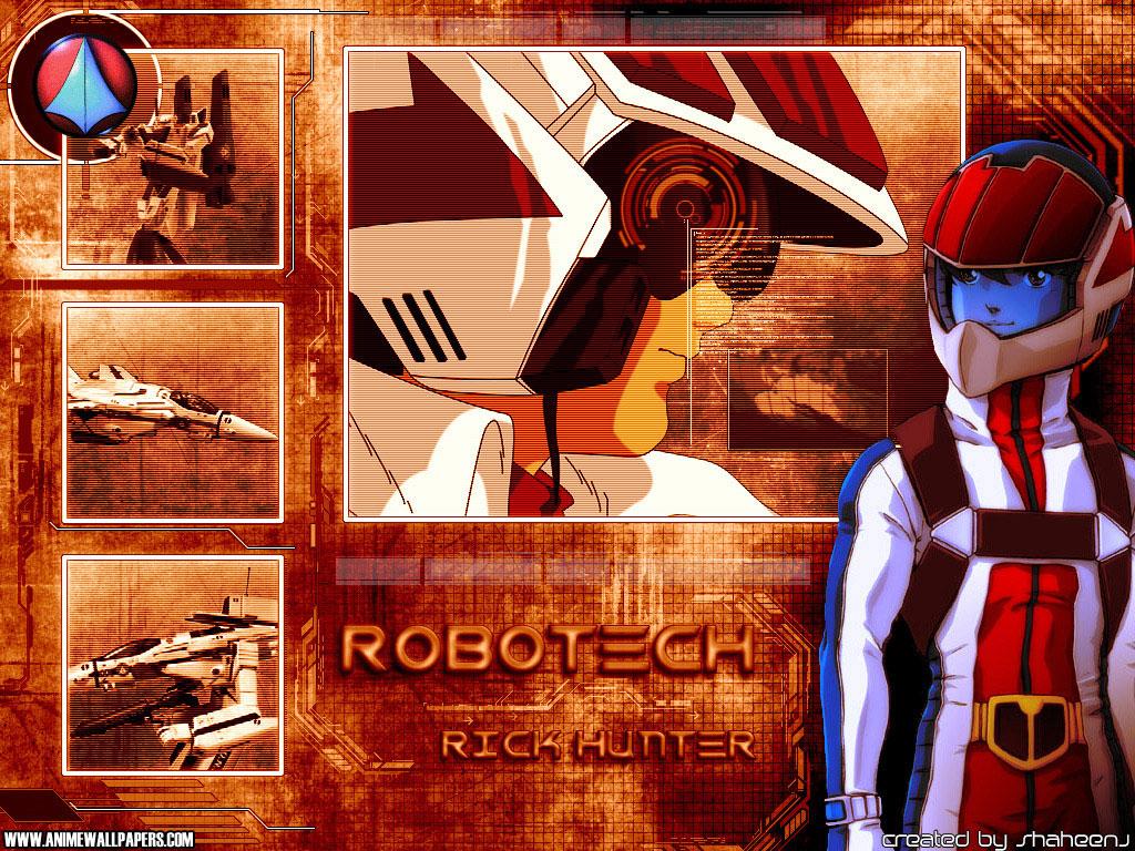 Robotech Anime Wallpaper # 2