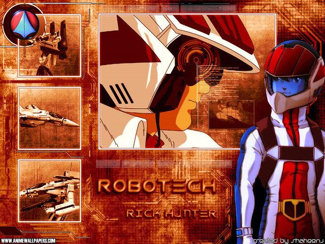 Robotech Anime Wallpaper #2