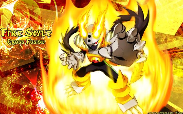 Rockman Anime Wallpaper #11