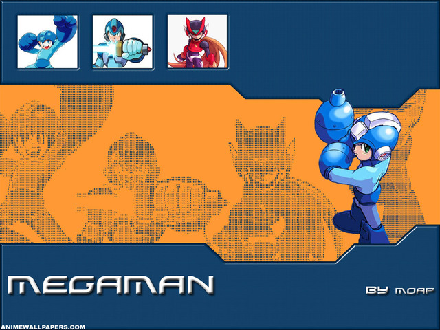 Rockman Anime Wallpaper #3