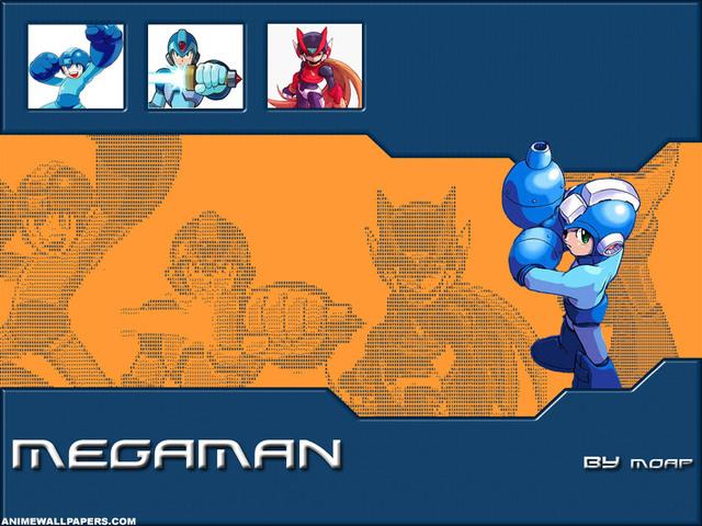 Rockman Anime Wallpaper #3