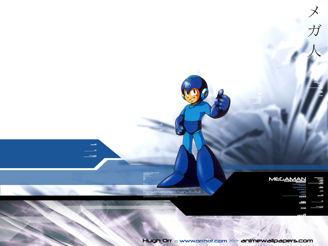 Rockman Anime Wallpaper #4