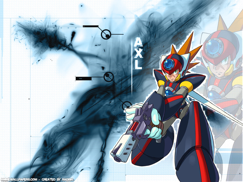 Rockman Anime Wallpaper # 7