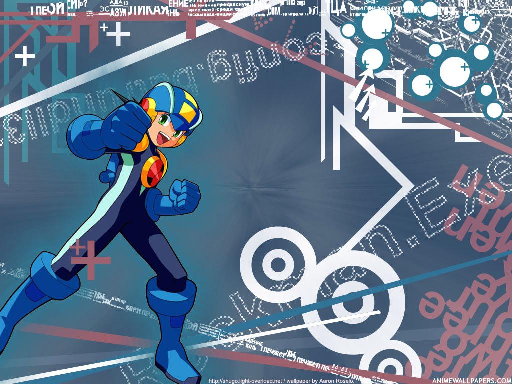 Rockman Anime Wallpaper # 8