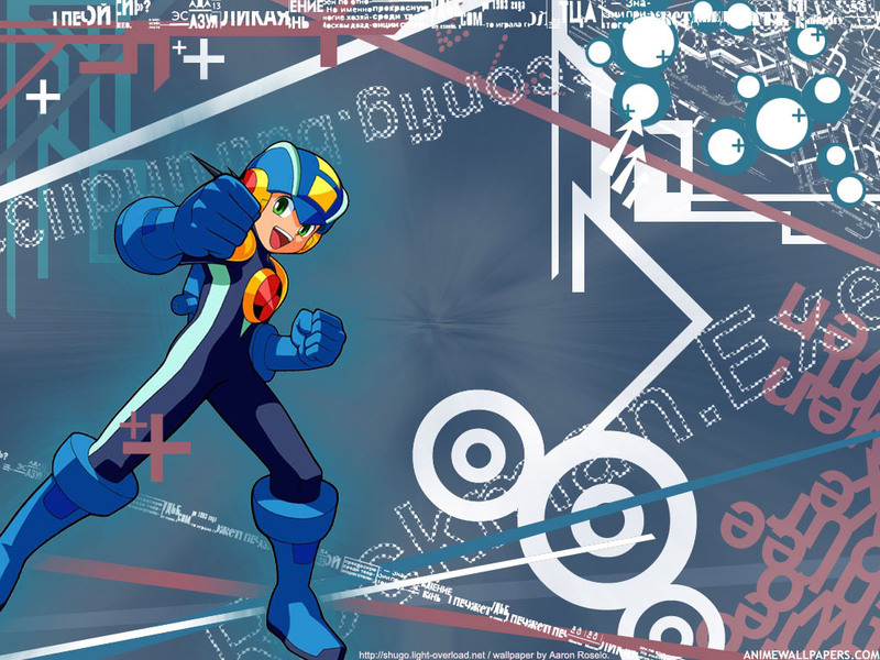 Rockman Anime Wallpaper # 8