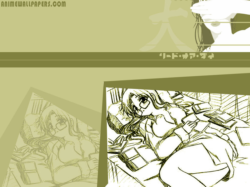 Read Or Die OVA Anime Wallpaper # 1