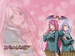Rosario + Vampire anime wallpaper at animewallpapers.com