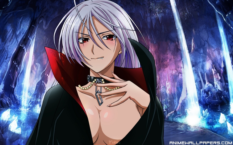 Rosario + Vampire Anime Wallpaper # 2
