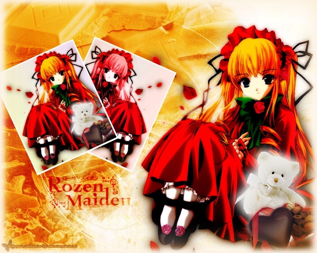 Rozen Maiden Anime Wallpaper #10