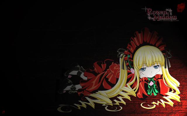 Rozen Maiden Anime Wallpaper #11