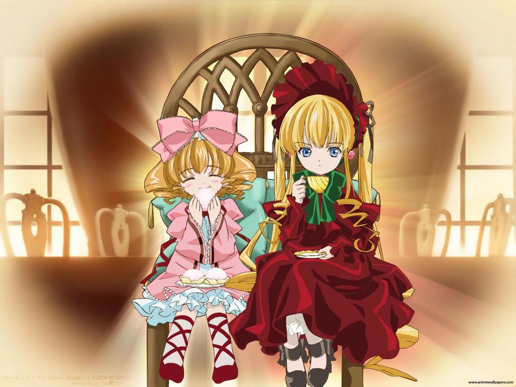 Rozen Maiden Anime Wallpaper # 14