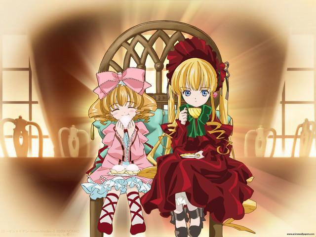 Rozen Maiden Anime Wallpaper #14