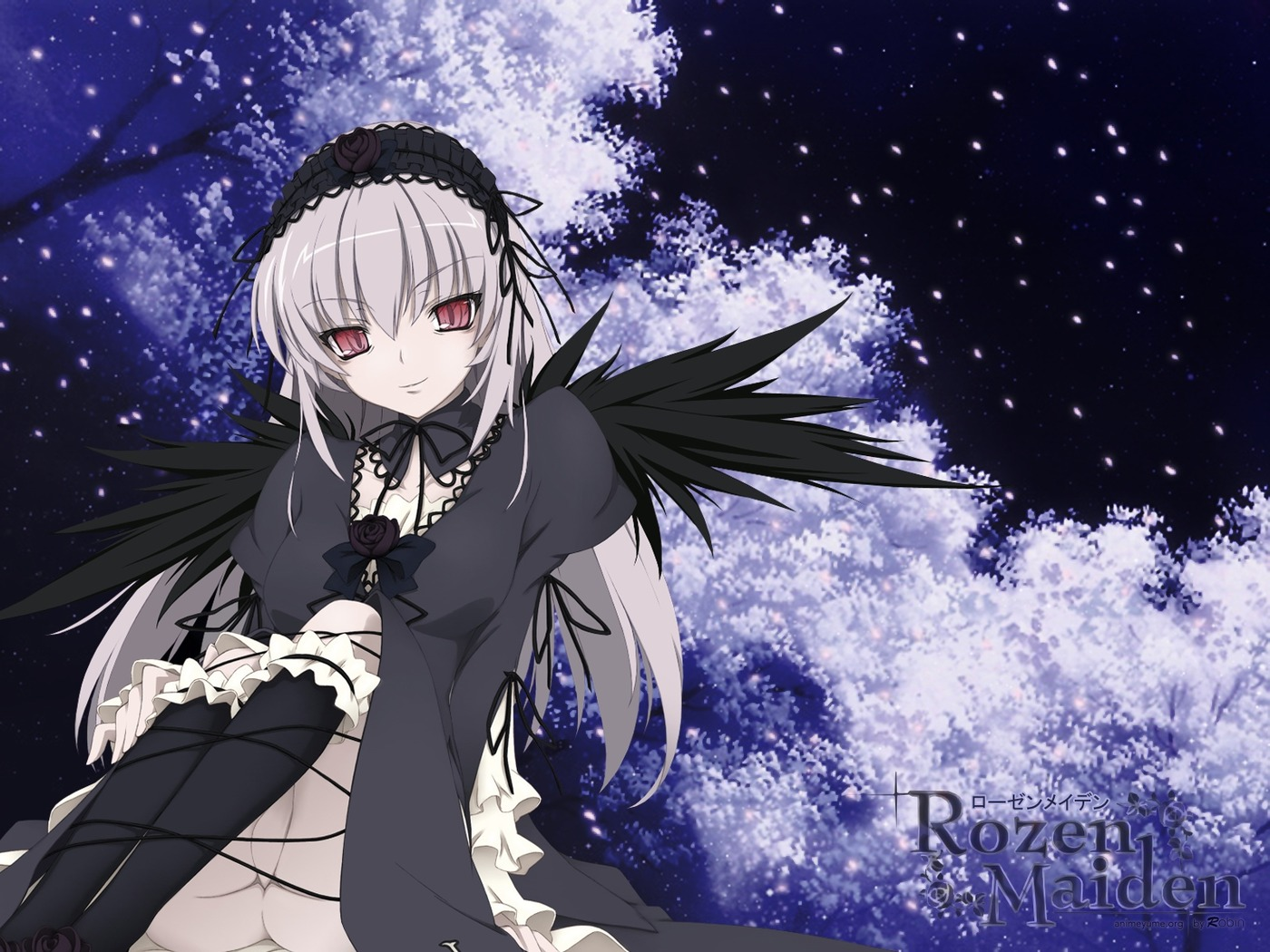 Rozen Maiden Anime Wallpaper # 19