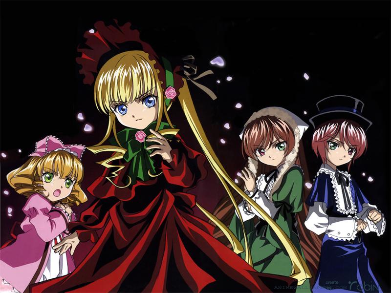 Rozen Maiden Anime Wallpaper # 1