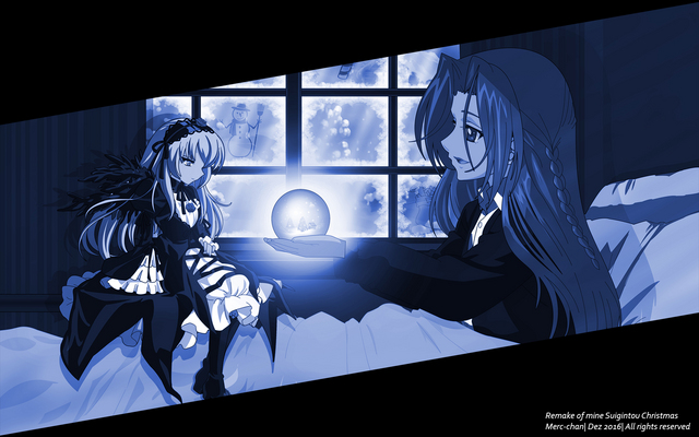 Rozen Maiden Anime Wallpaper #20