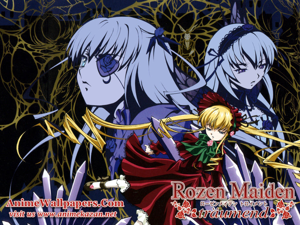 Rozen Maiden Anime Wallpaper # 2