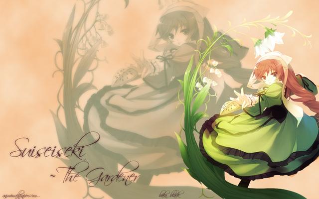 الانمي الرائع Rozen Maiden,أنيدرا