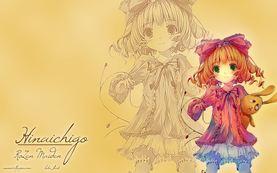 Rozen Maiden Anime Wallpaper # 4