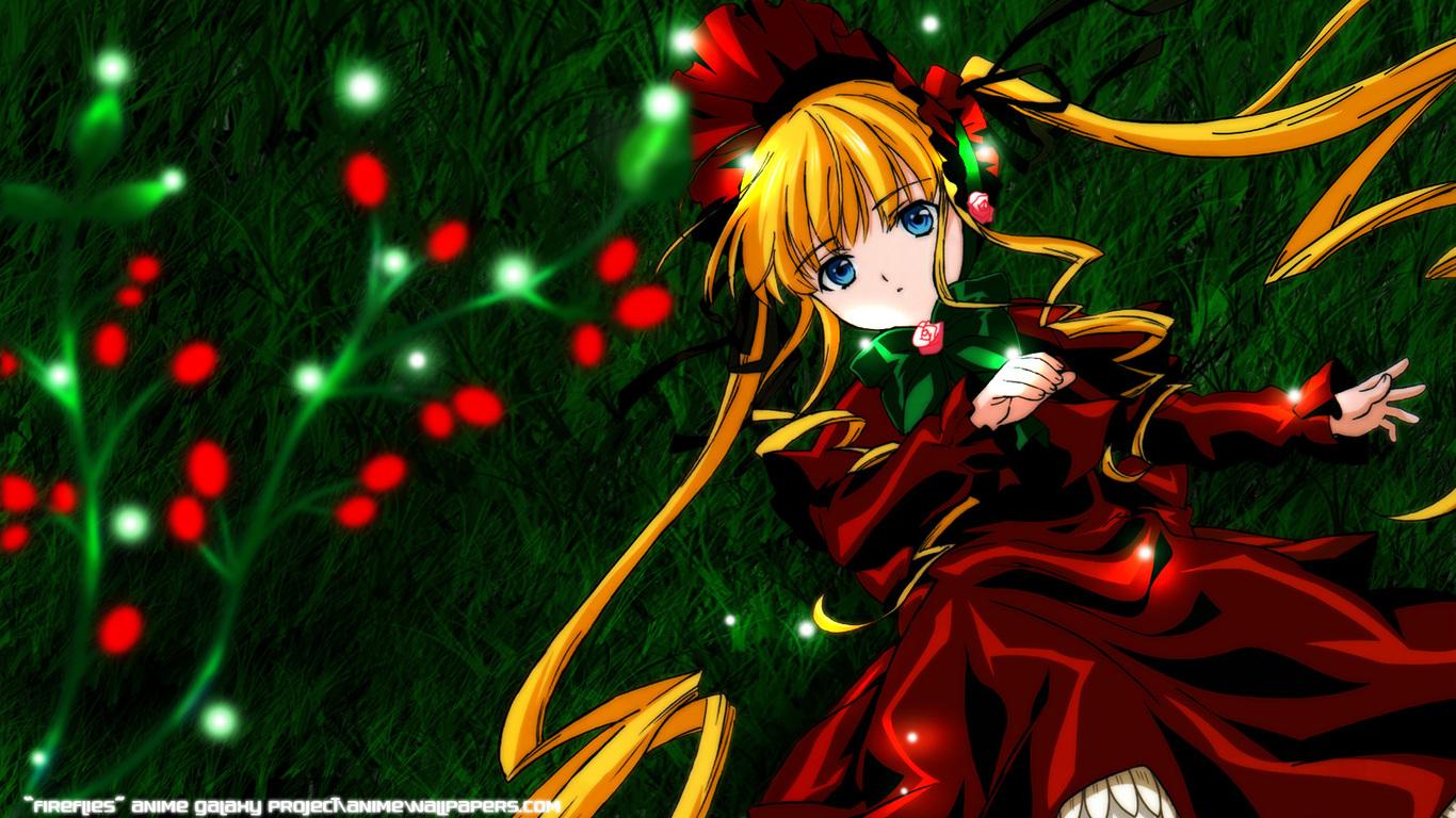 Rozen Maiden Anime Wallpaper # 8