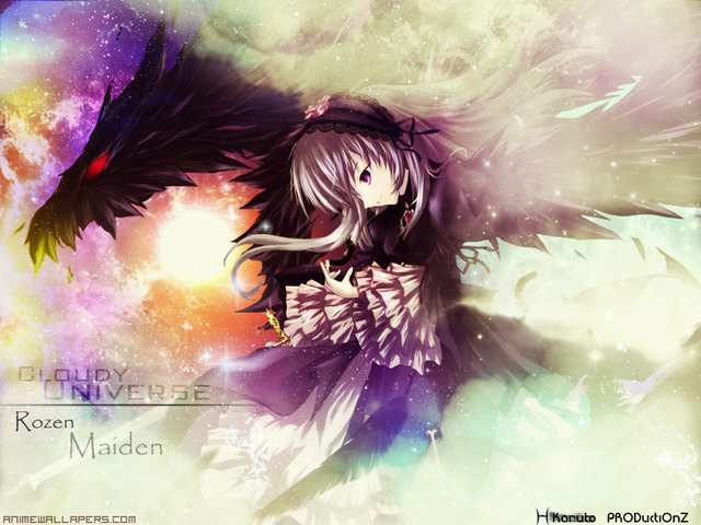 Rozen Maiden Anime Wallpaper #9