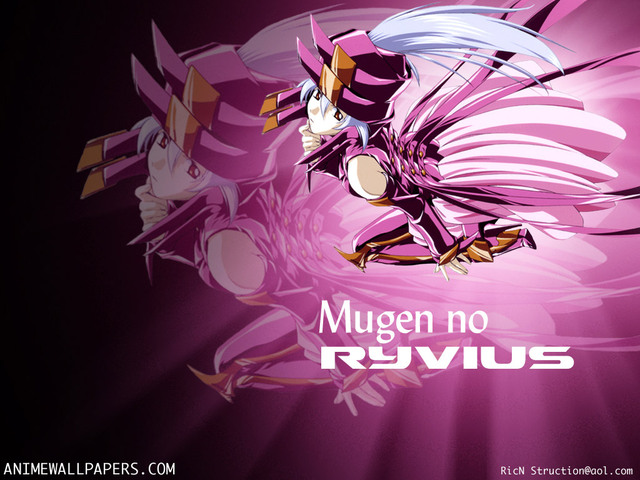 Mugen no Ryvius Anime Wallpaper #1