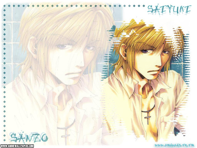 Saiyuki Anime Wallpaper #10