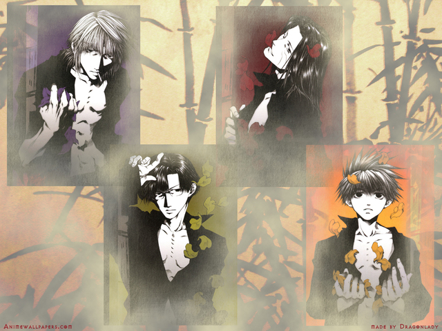 Saiyuki Anime Wallpaper #11