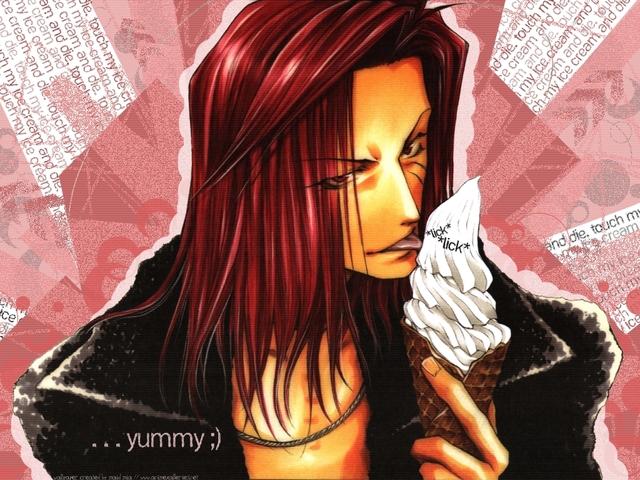 Saiyuki Anime Wallpaper #2