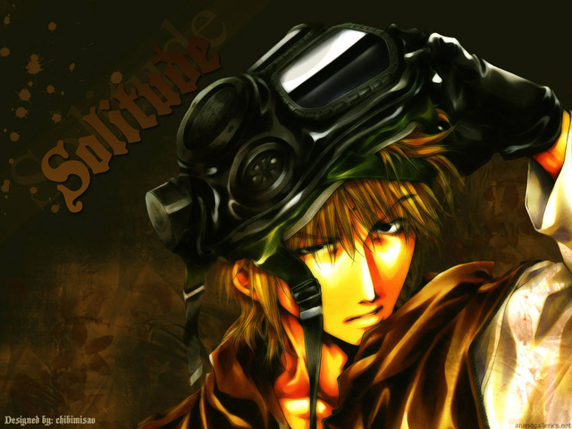 Saiyuki Anime Wallpaper #4