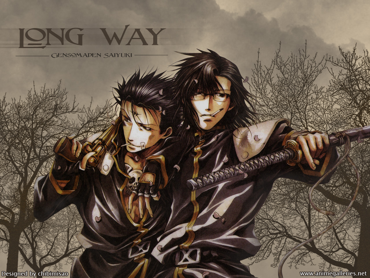 Saiyuki Anime Wallpaper # 5