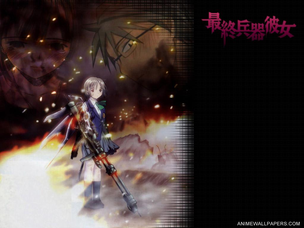 Saikano Anime Wallpaper # 1