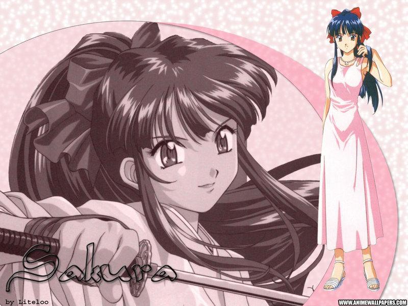 Sakura Wars Anime Wallpaper # 5