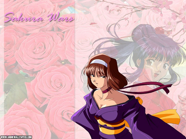Sakura Wars Anime Wallpaper #6