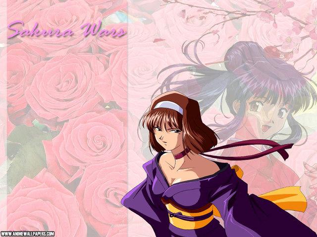 Sakura Wars Anime Wallpaper #6