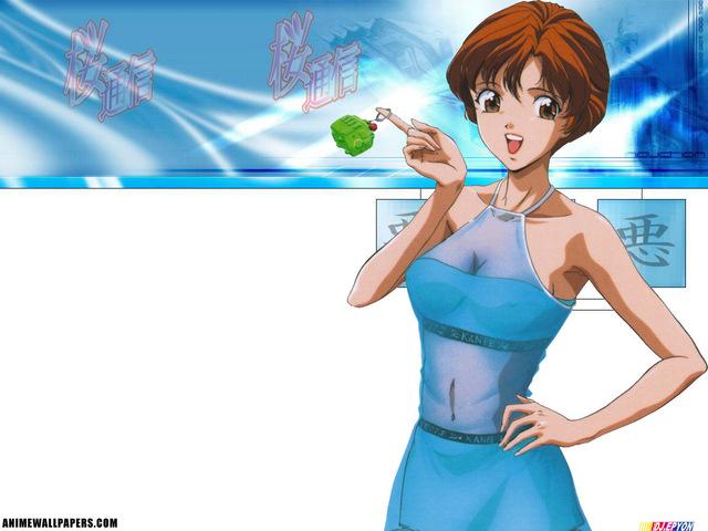 Sakura Diaries Anime Wallpaper #1