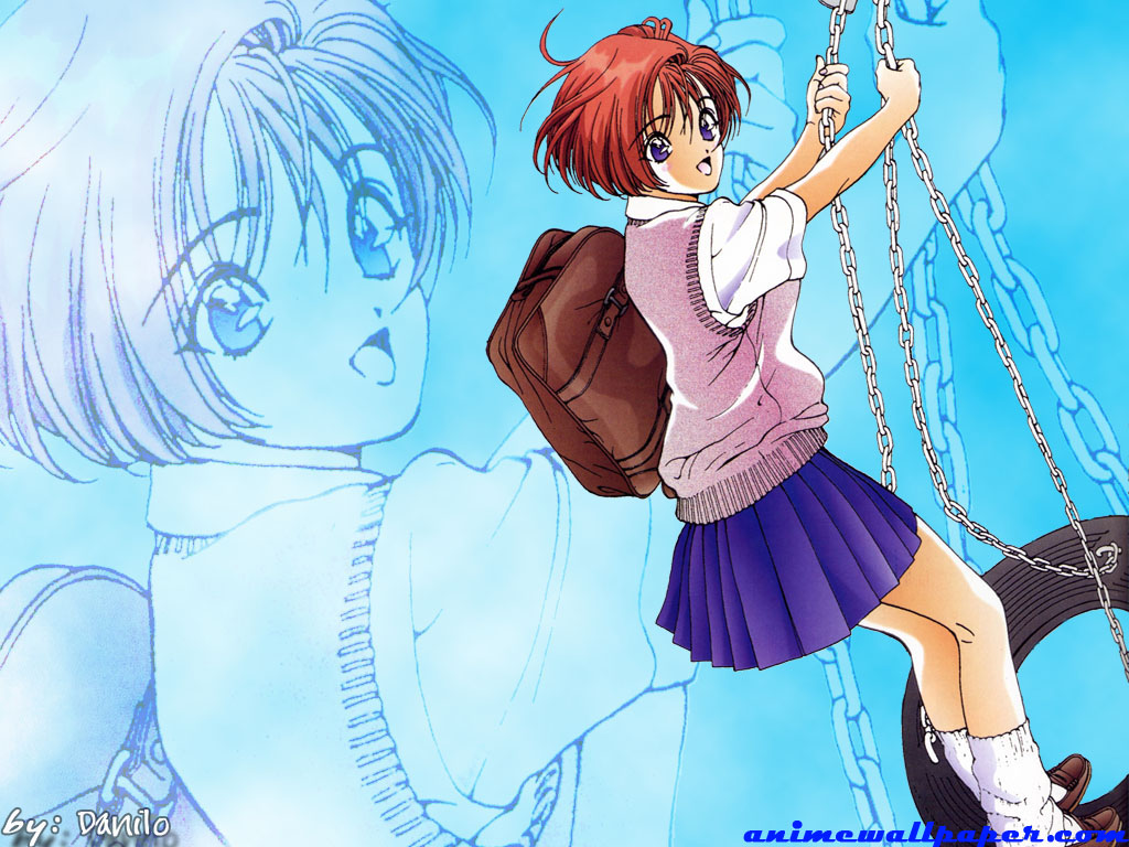Sakura Diaries Anime Wallpaper # 4