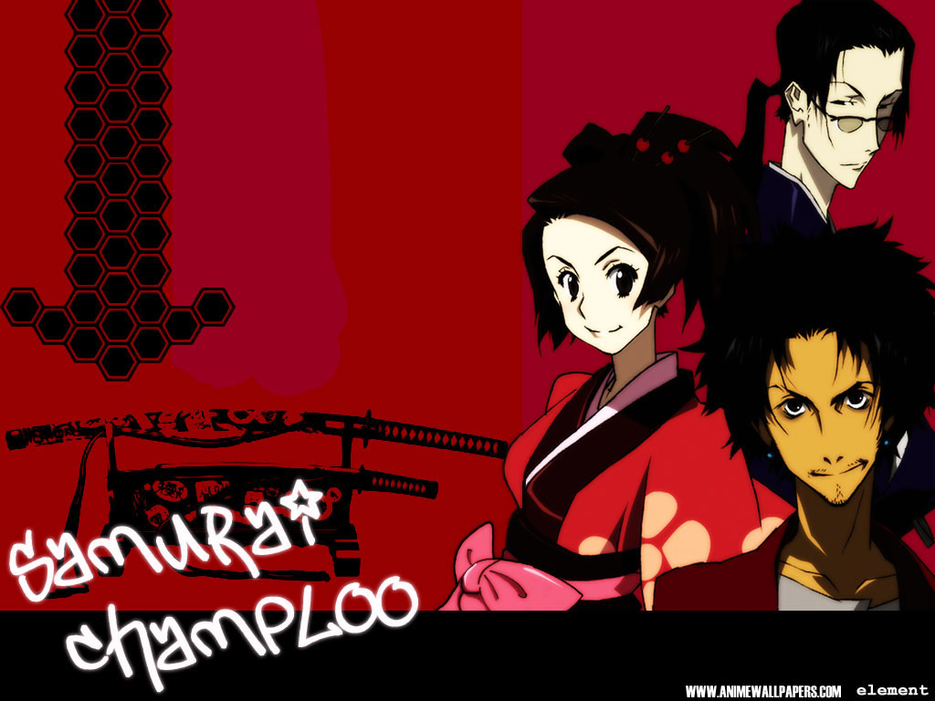 Samurai Champloo Anime Wallpaper # 11