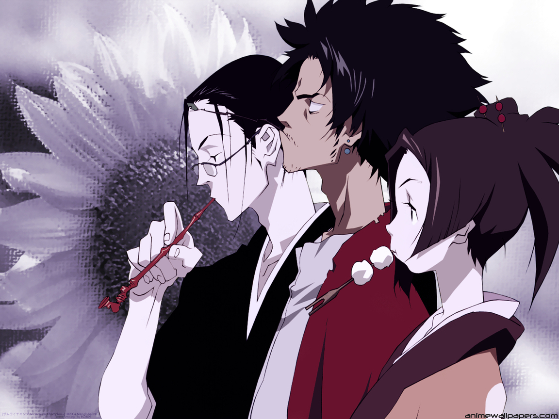 Samurai Champloo Anime Wallpaper # 15