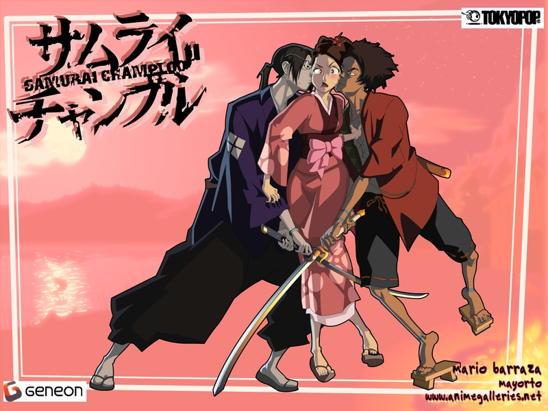 Samurai Champloo Anime Wallpaper # 16