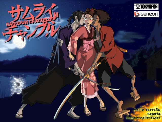 Samurai Champloo Anime Wallpaper #17